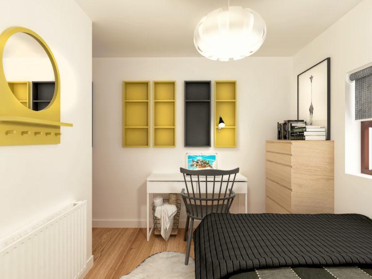 black fox interiors bedroom design