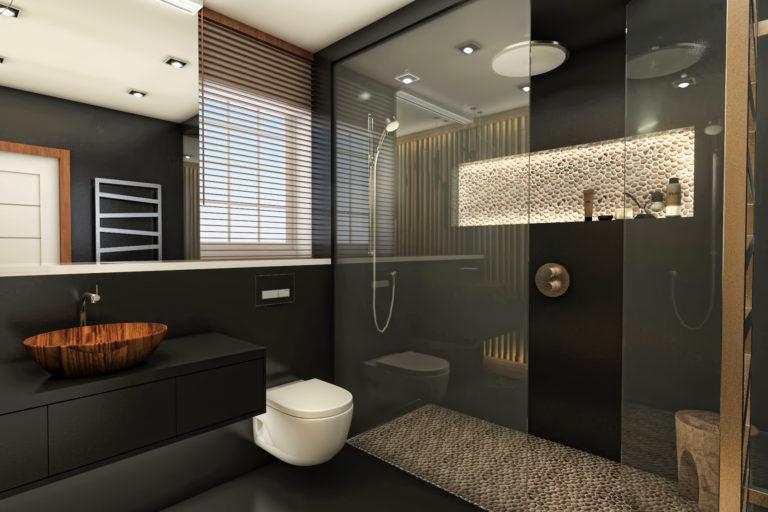 black fox interiors bathroom design