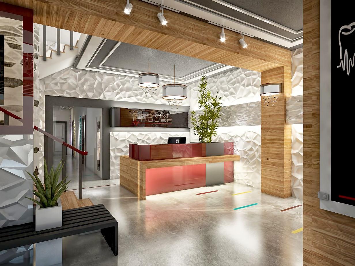 dental clinic design black fox interiors