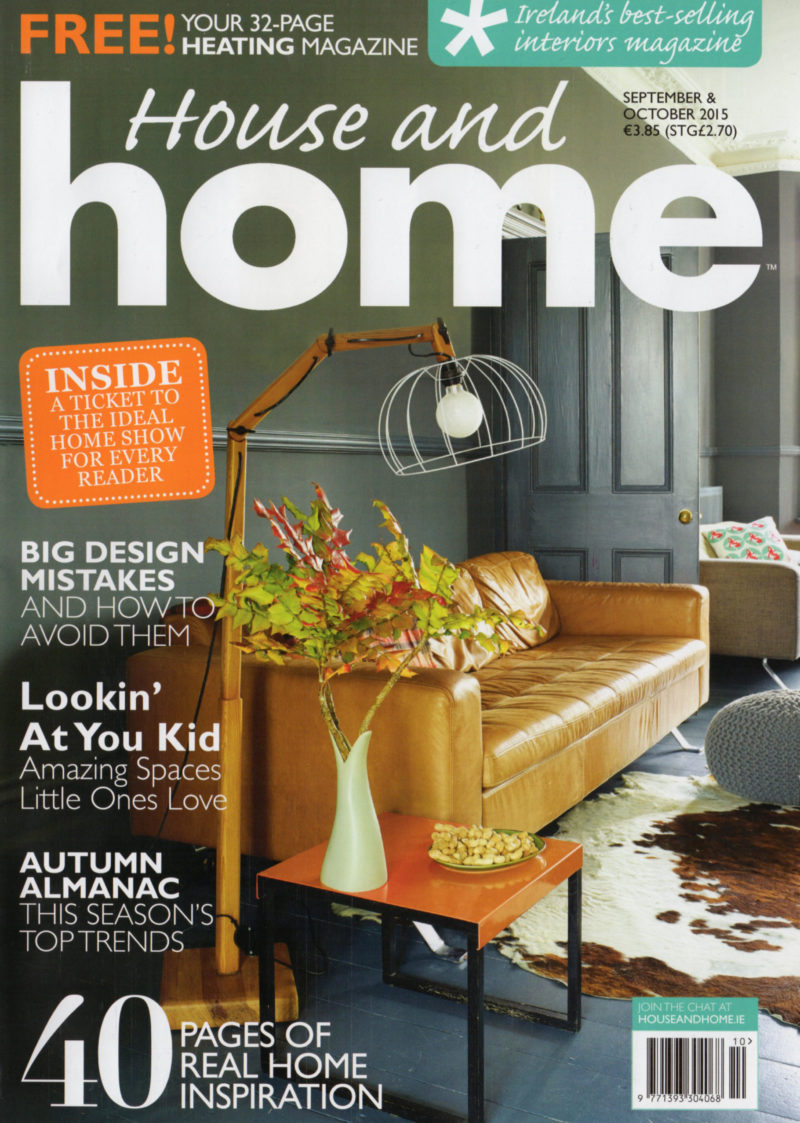 House U0026 Home Autumn Magazine Published A Selection Of Irish Designers And  Studios That Can Help Clients With Their Renovation Projects.
