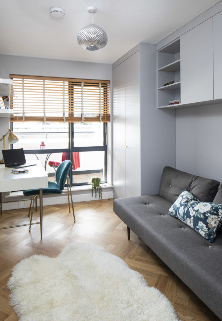 multifunctional spare room